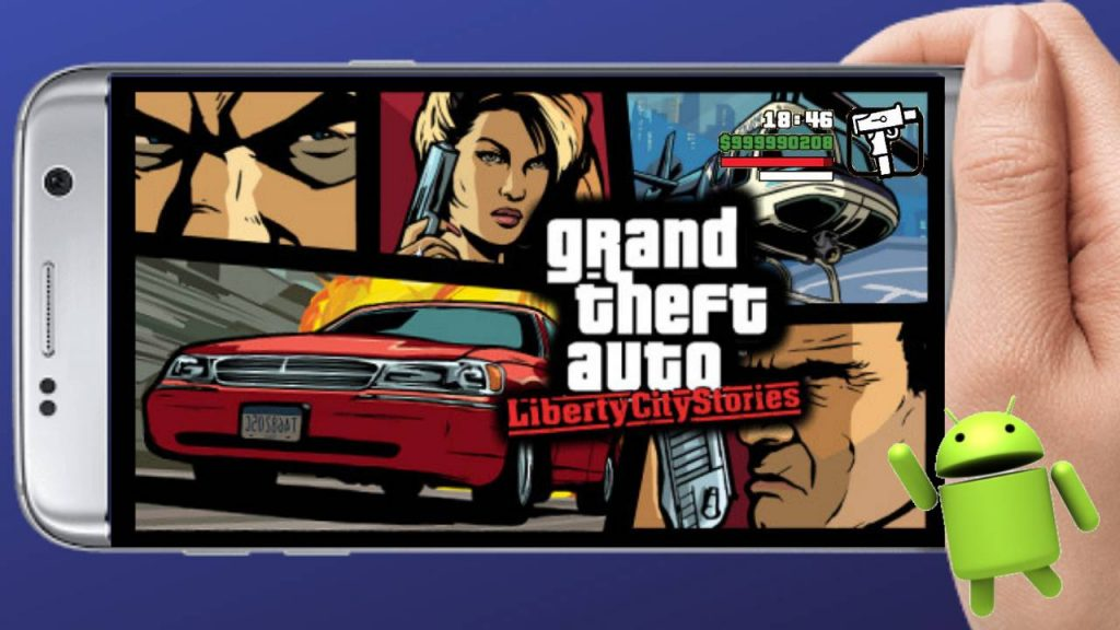 GTA Liberty City 2019 APK MOD Unlimited Money Download