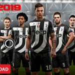PES 2019 Android Juventus Team Patch OBB Download