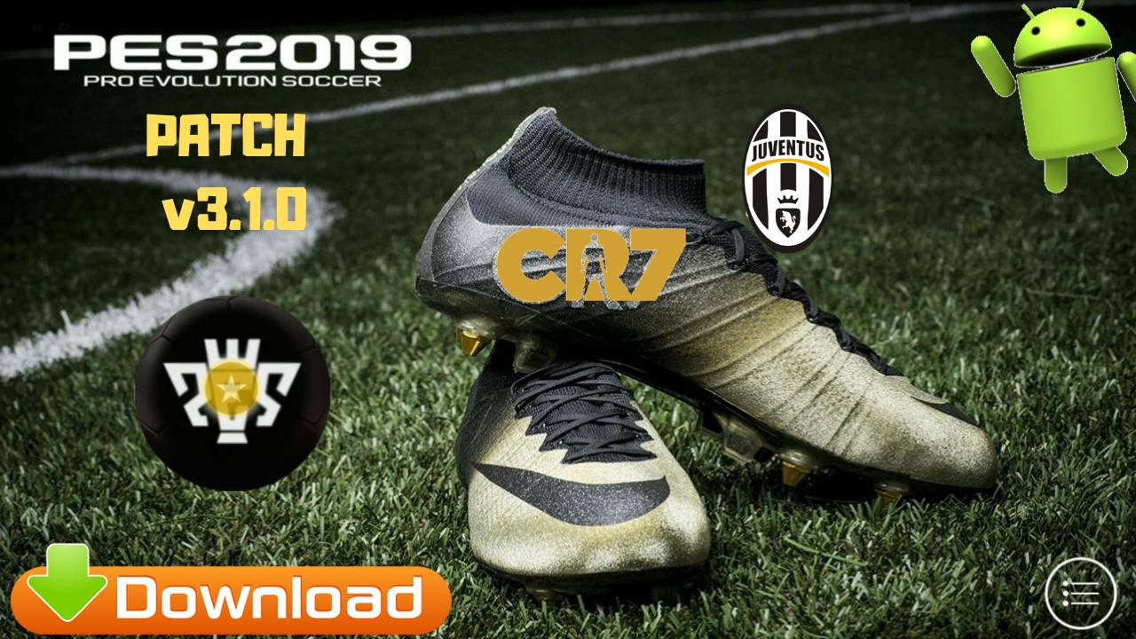 PES 2019 - Pro Evolution Soccer 3.1.0 APK PATCH Download