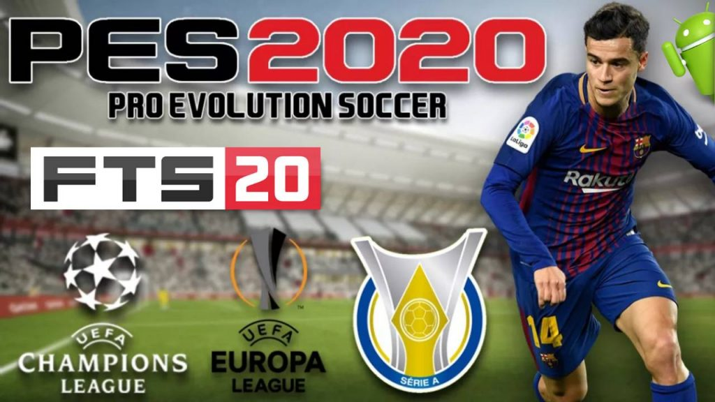 PES 2020 Mod FTS Android Mobile Update Download