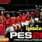 Update PES 2019 Patch Android Manchester United Download