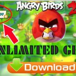 Angry Birds 2 Mod Apk Unlimited Gems Pearls Energy Download