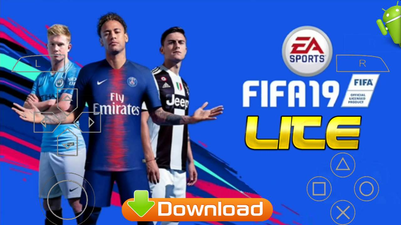FIFA 19 Lite Offline Android Game Download