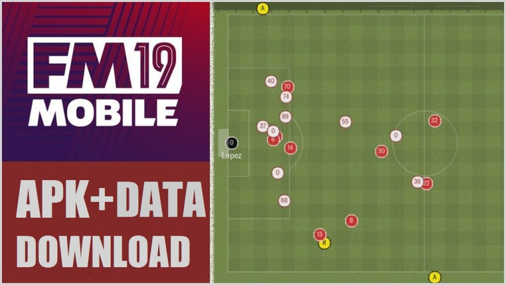 FM19 – Football Manager 2019 Mobile Android Free Download