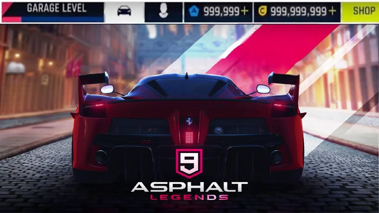 Asphalt 9 Legends Mod Apk Infinite Nitro Easy Win Download
