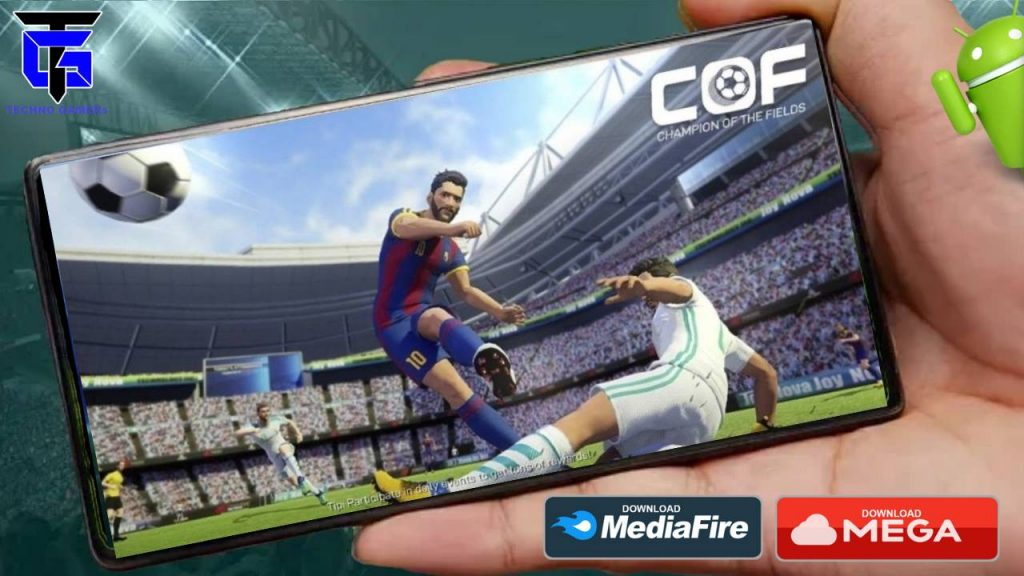 COF 2019 Champion Of The Fields Android Soccer Game Download