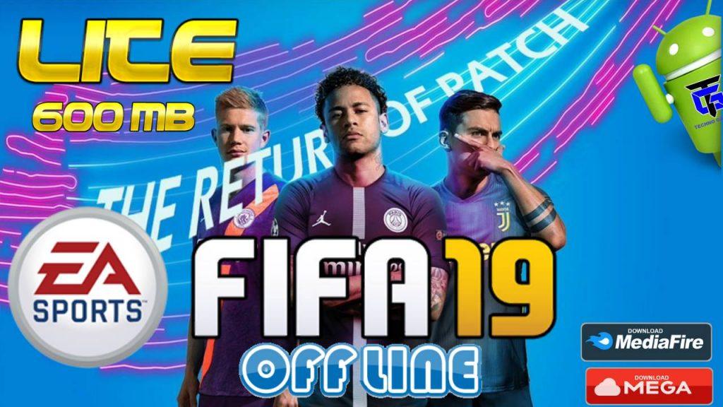 FIFA 19 Lite Android Offline APK MOD Download