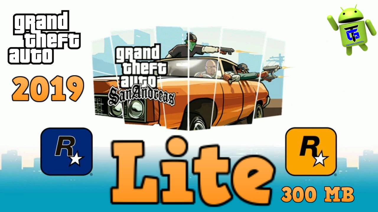 GTA Lite 2019 Mod APK Download