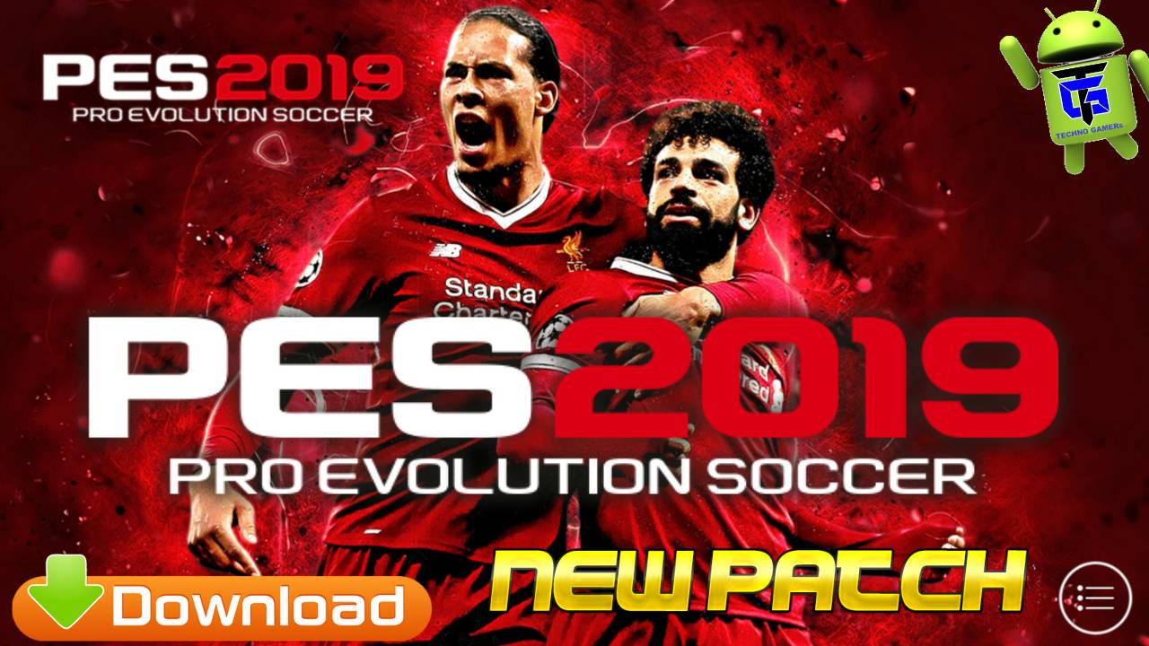 New Patch PES 2019 Mobile Mod Liverpool Download