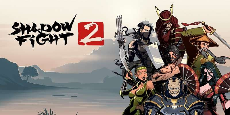 shadow fight 2 mod apk download