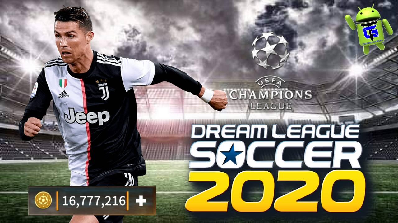 Dream League Soccer 2020 APK Mod DLS 20 Android Offline Download