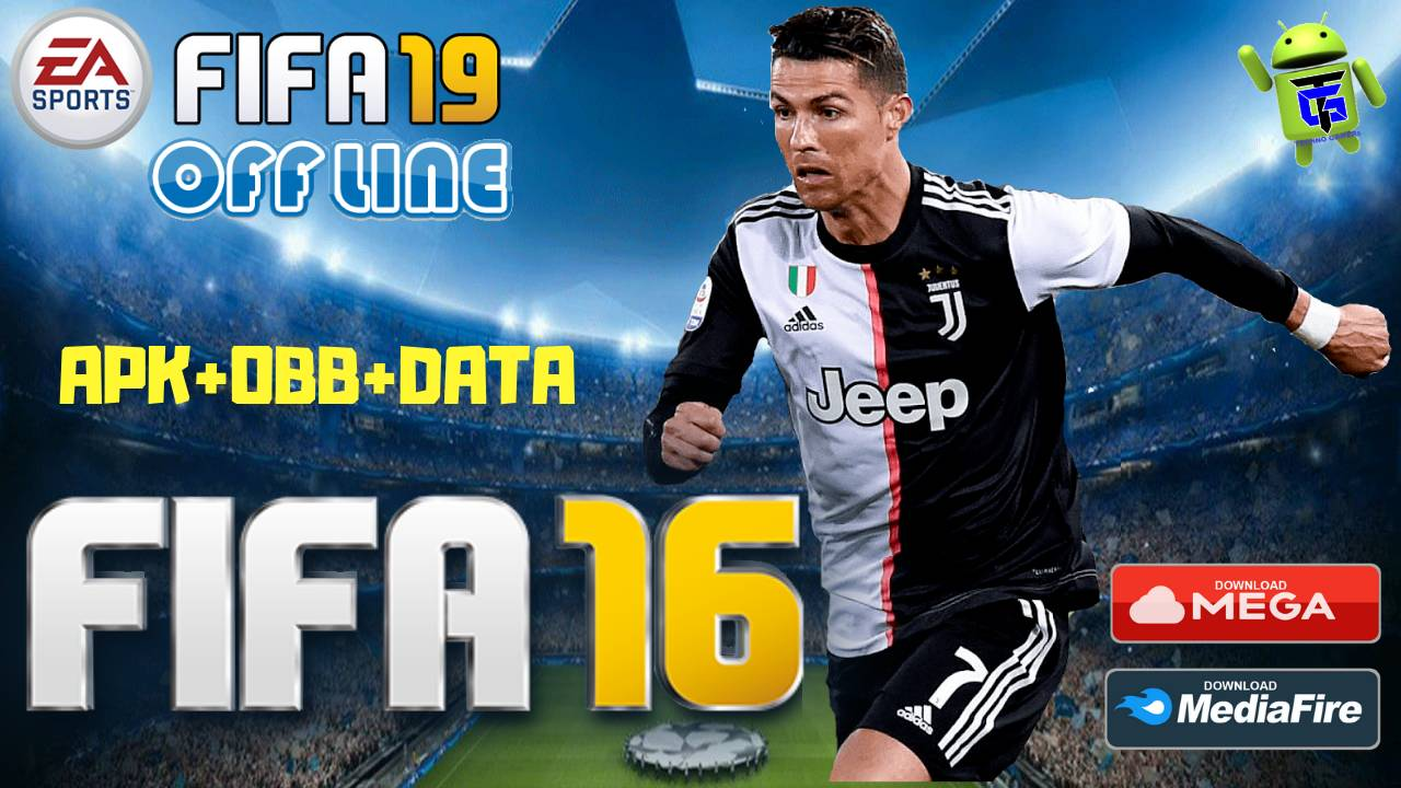 FIFA 16 Mobile APK Mod FIFA 19 Offline Download