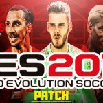 PES 2019 Mobile Patch Man UNITED Android Download