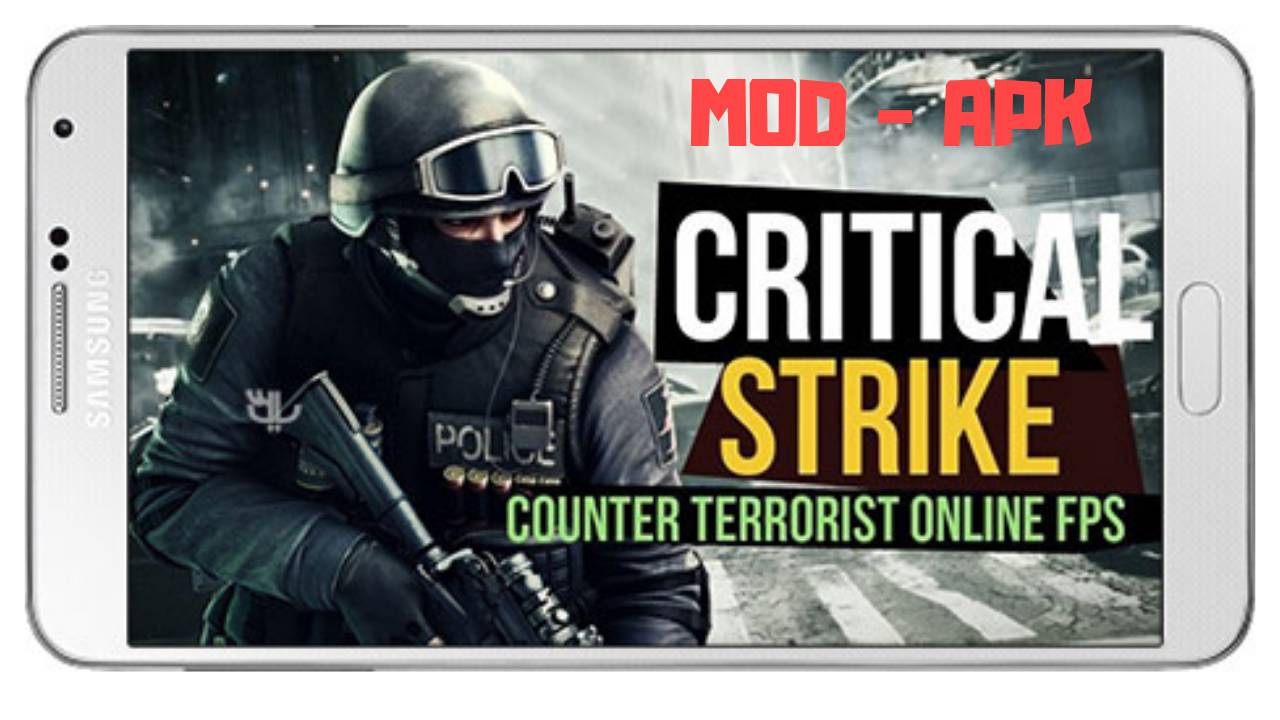 Critical Strike CS Android Counter Mod APK Download