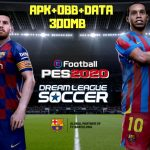 DLS Mod PES 2020 Offline APK OBB Data Download