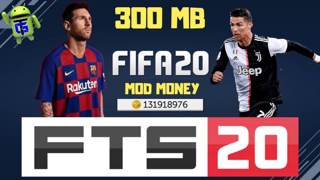FIFA 20 MOD FTS Android Offline New Kits 2020 Download