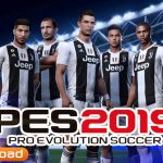 PES 2019 Mobile PATCH Juventus CR7 Update Kits 2020 Download
