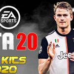 700MB FIFA 20 Offline Android Mod APK New Kits 2020 Download
