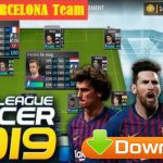 DLS 2019 APK - Dream League Soccer 19 Barcelona Team Mod Money Download