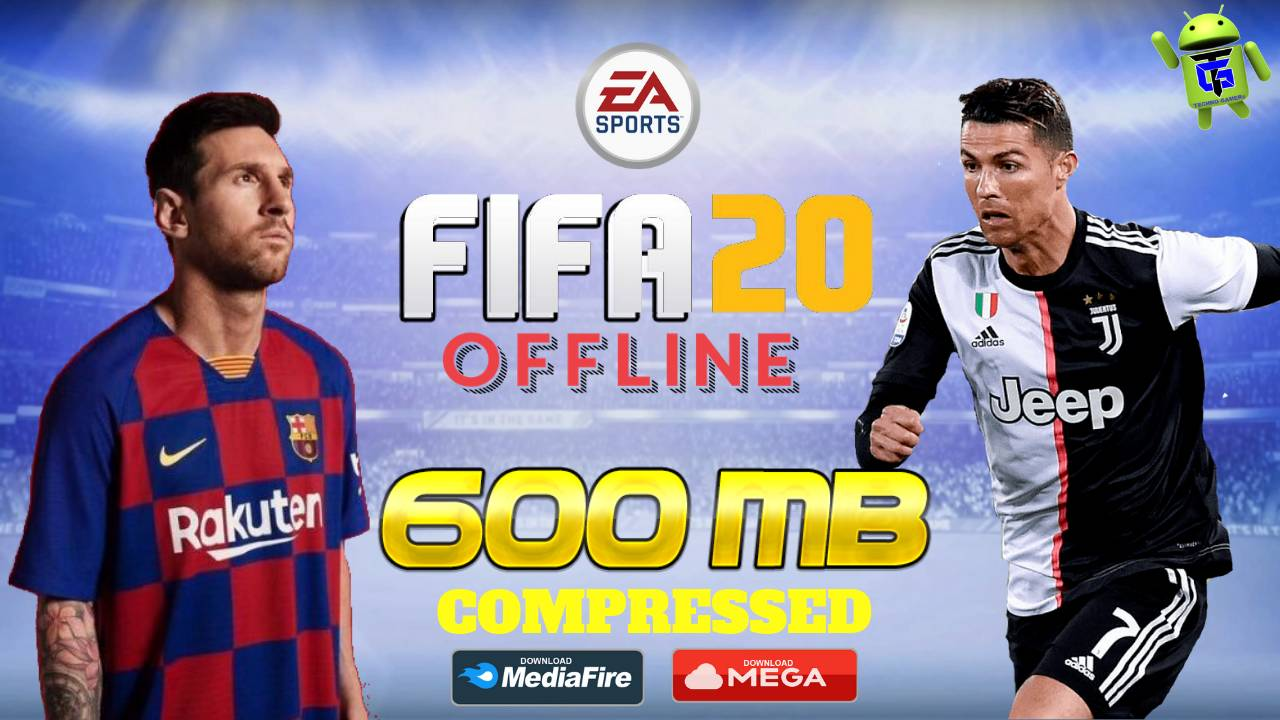 Download FIFA 20 Offline LITE Android Update Transfer 2020
