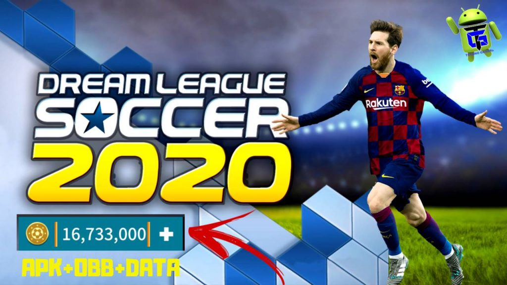 Dream League Soccer 2020 - DLS 20 Android Offline Mod Apk Download