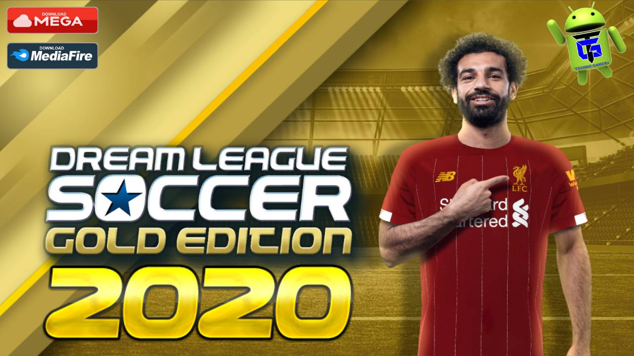 Dream League Soccer 2020 Gold Edition Android Mod Money Download