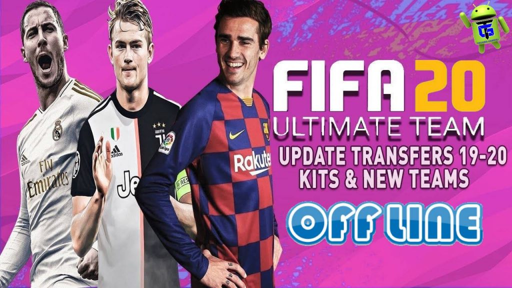 FIFA 19 Android Offline Update Transfer 2020 Download