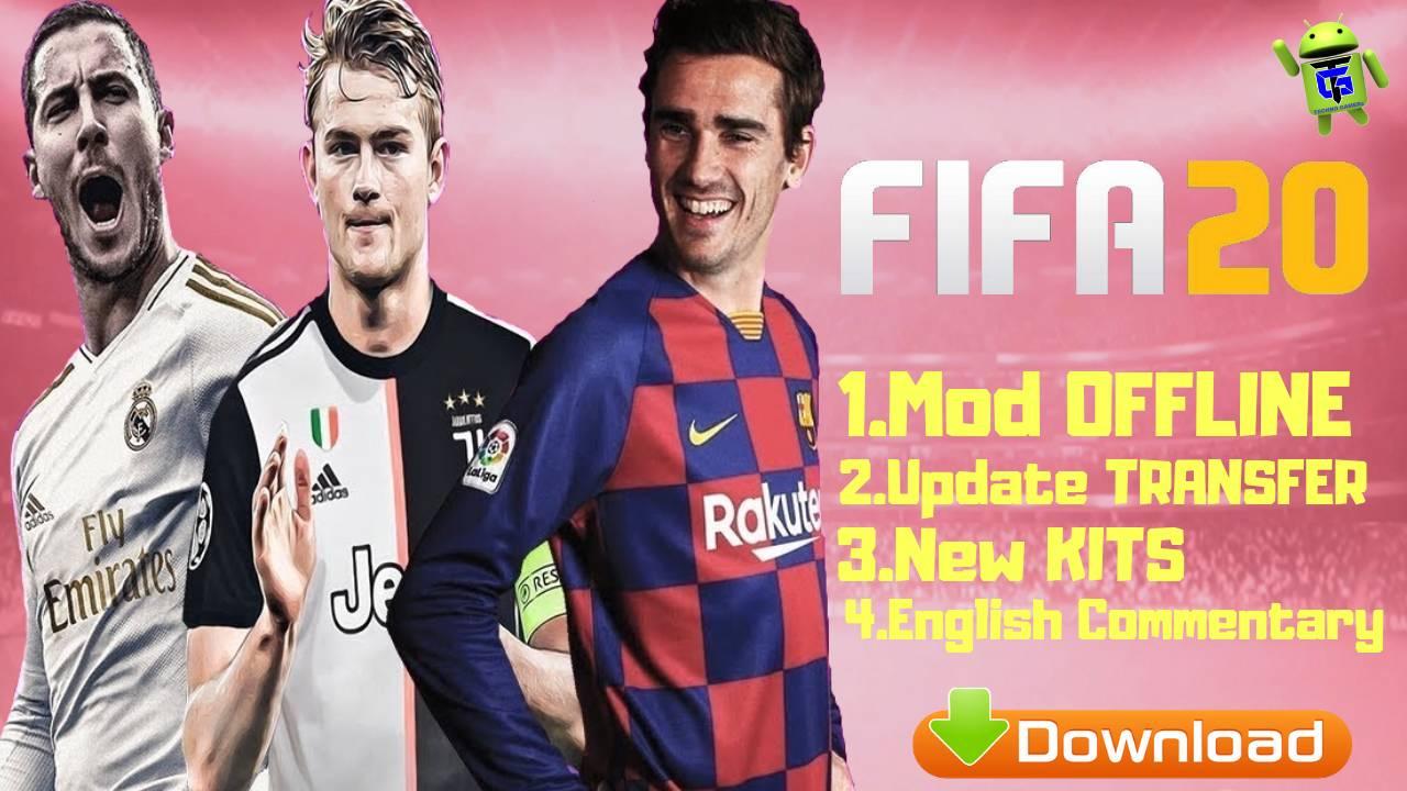 FIFA 20 Android Offline Update 2020 Download