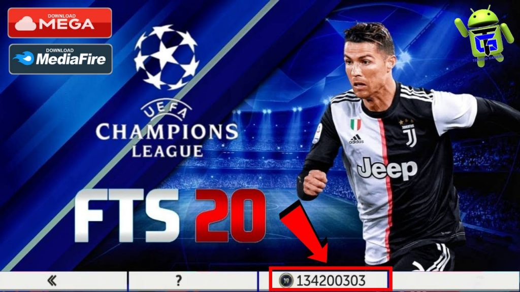 FTS 20 UCL APK Mod Money First Touch Soccer 2020 Android Download