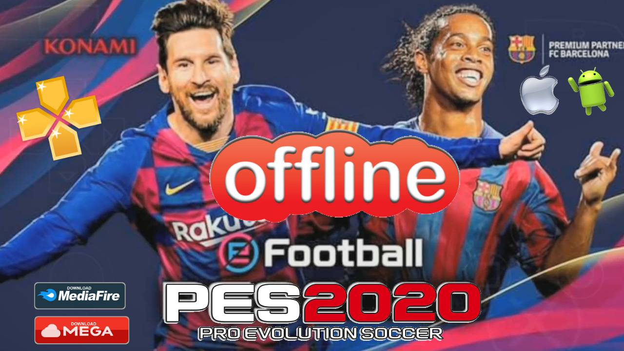 PES 2020 Offline Android Game Download