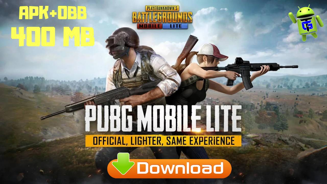 PUBG Mobile Lite APK OBB 400MB Download