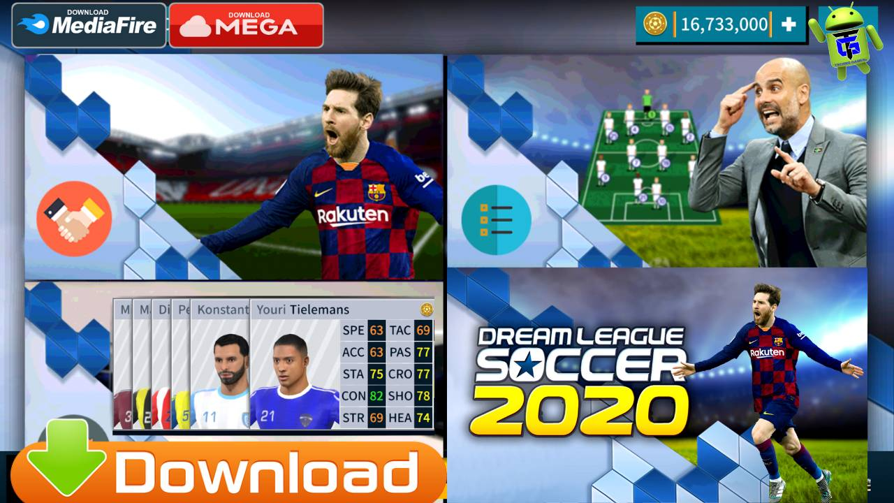 eSports DLS 2020 Android APK OBB DATA Download