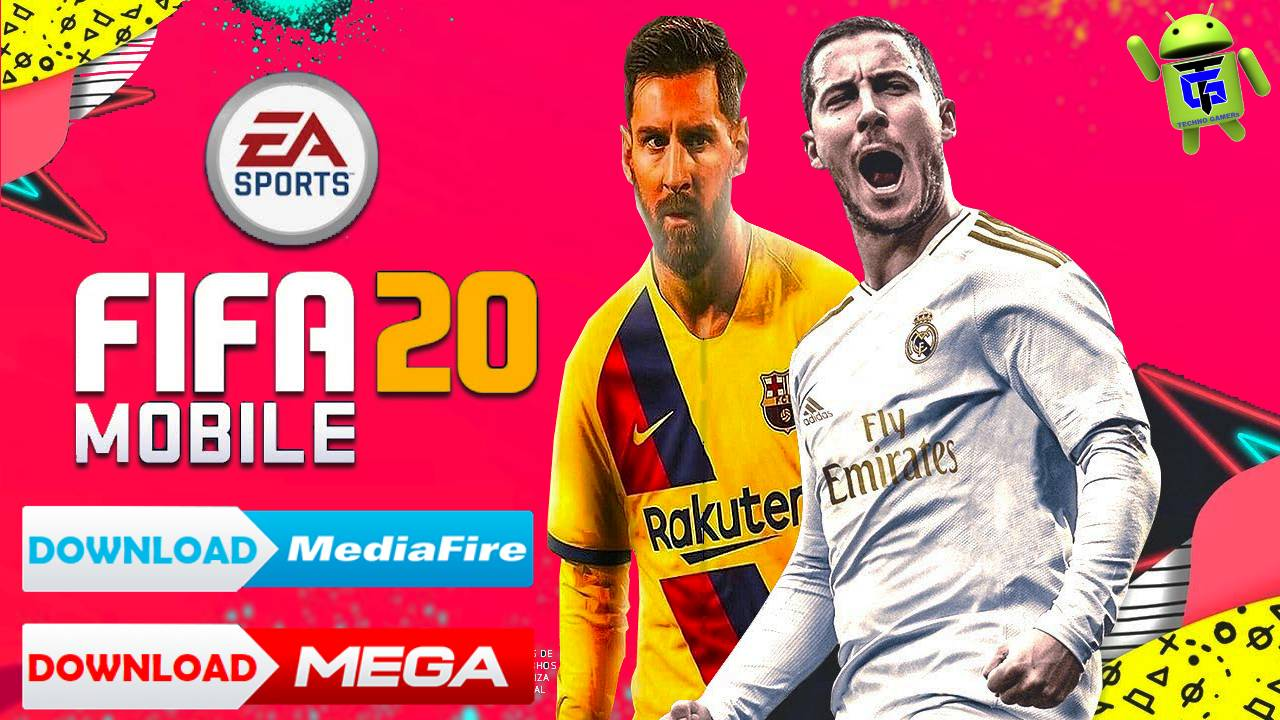 FIFA 20 Mobile Offline APK Update 2020 Download