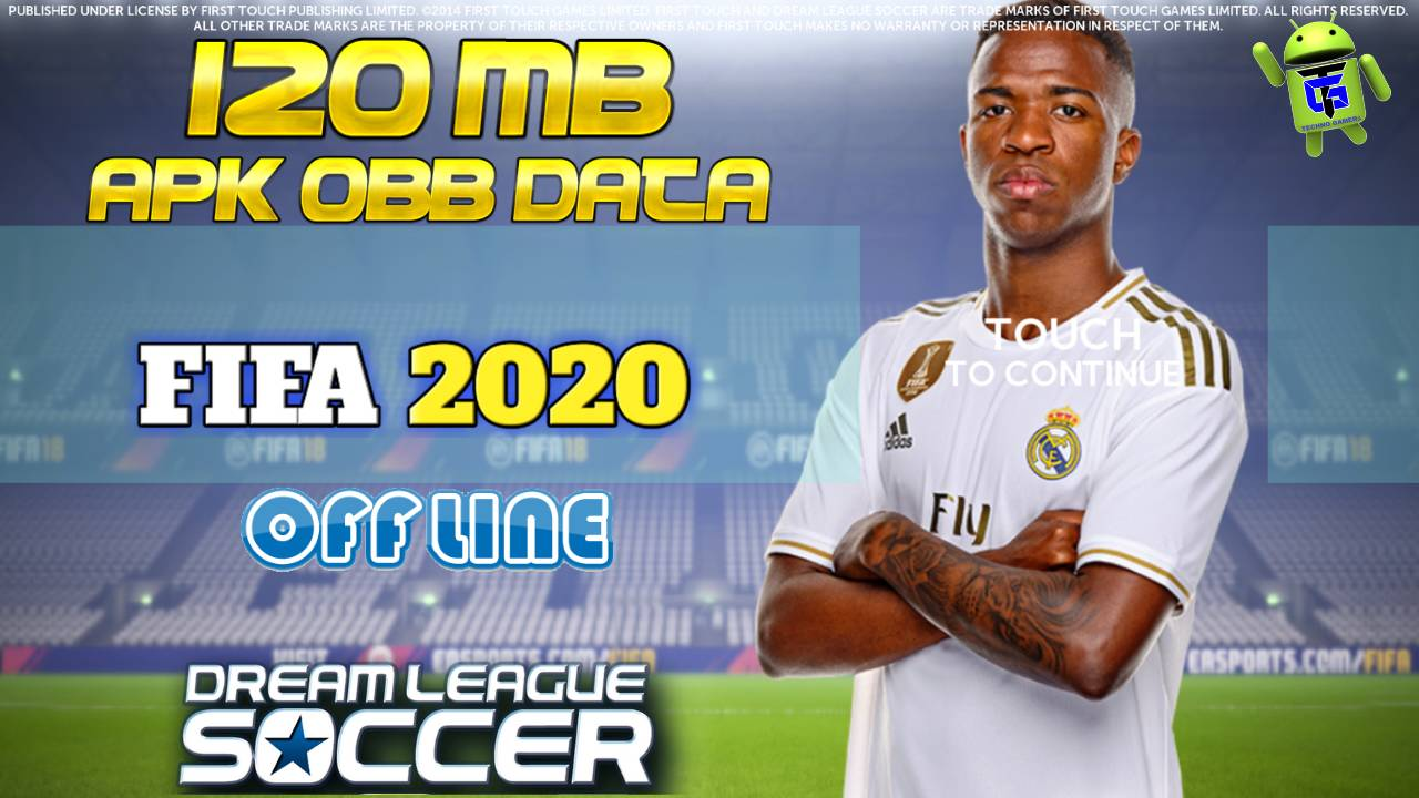 FIFA 20 Mobile Offline Mod DLS Android Download