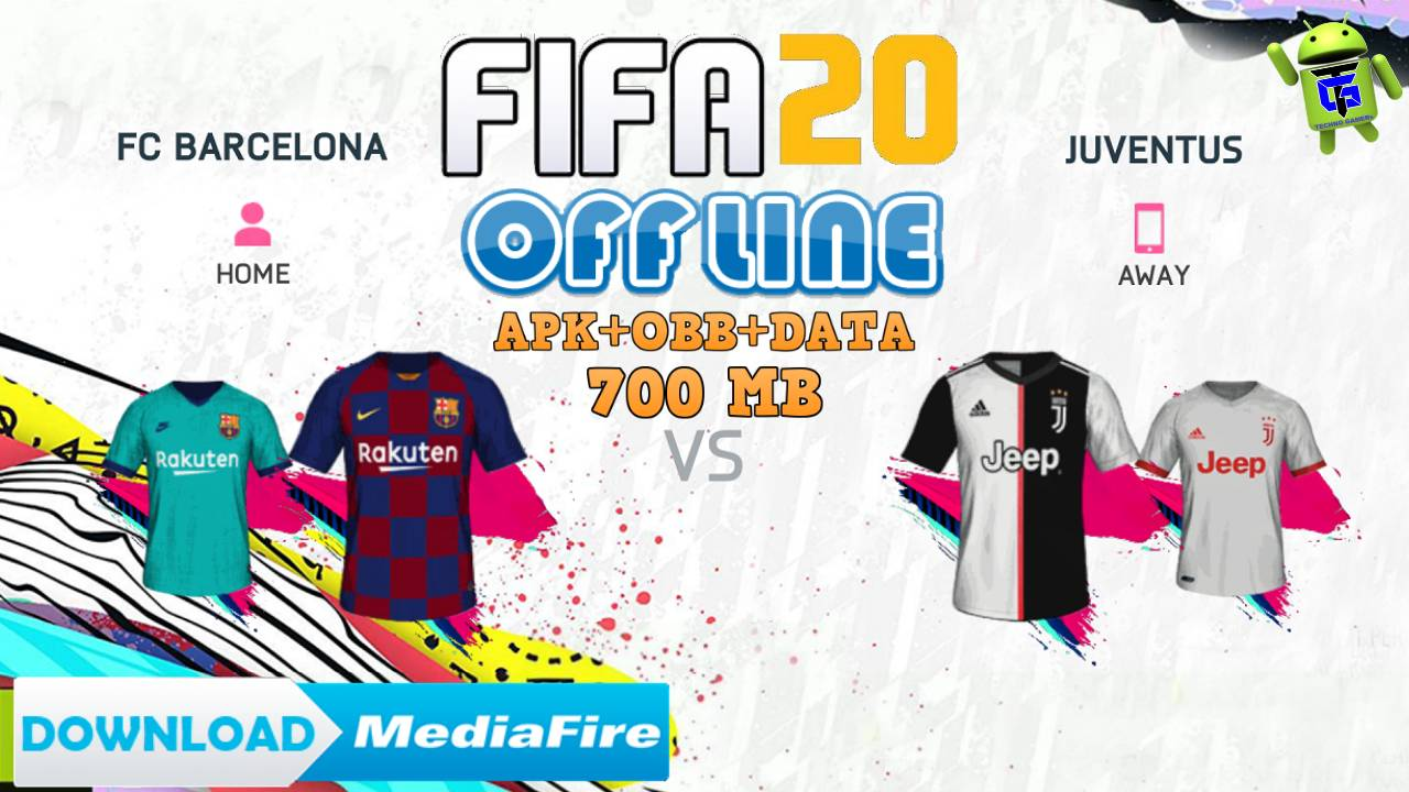 FIFA 2020 Android Offline Mod White Edition Download