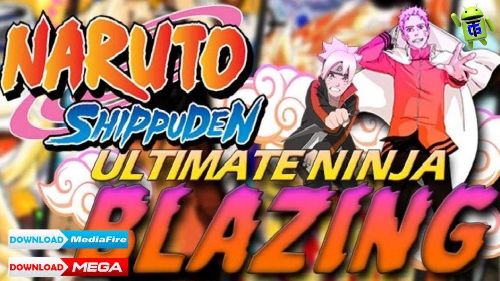 Naruto Blazing MOD Apk Ultimate Ninja Blazing JP+EN Download