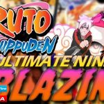 Naruto Blazing MOD Apk Ultimate Ninja Blazing JP+EN Download