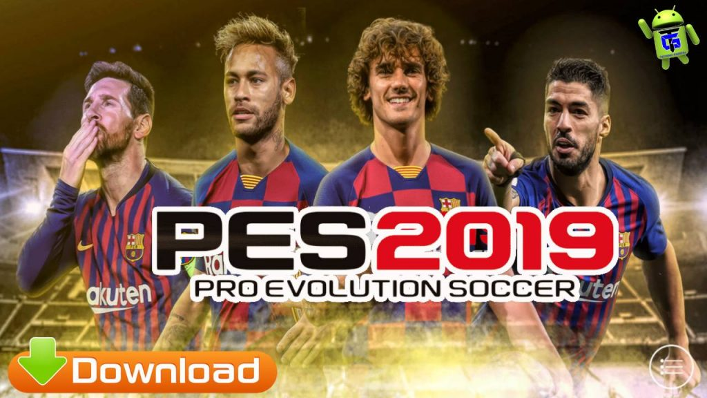 PES 2019 Android OBB PATCH Barcelona Kits 2020 Download