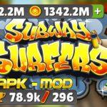 Subway Surfers Mod Apk Unlimited Money Keys Download