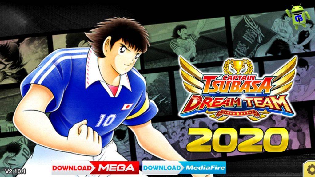 Tsubasa 2020 Soccer Dream Team APK Mod Download