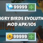 Angry Birds Evolution Mod Apk Unlimited Gems Coins Download