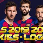 DLS 20 Barcelona Kits 2019 - 2020 and Logo Download