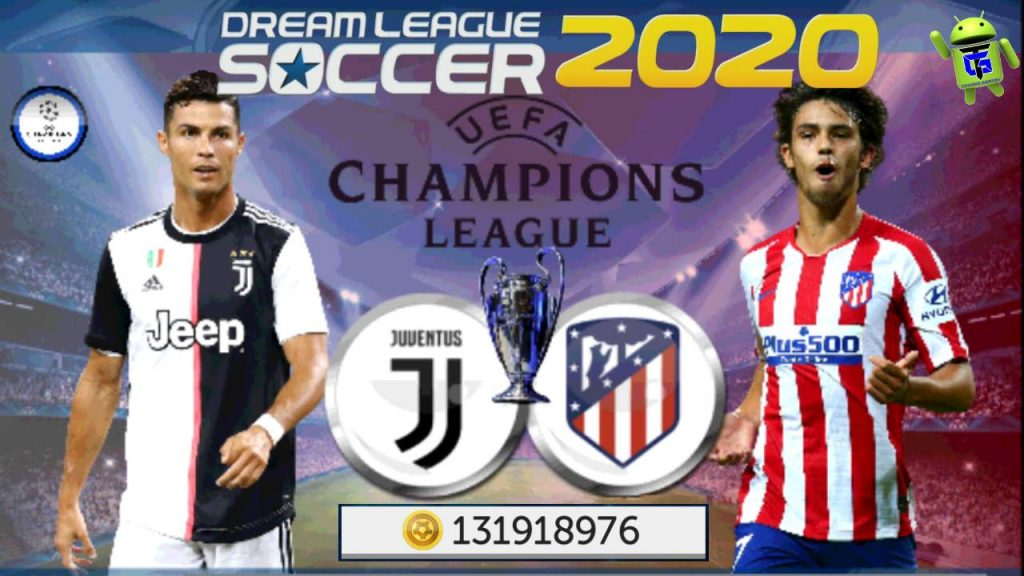 DLS 2020 UCL Mod APK OBB Data Money Download