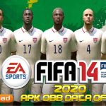 FIFA 14 Mod Apk Obb Data 2020 Unlocked Full Download
