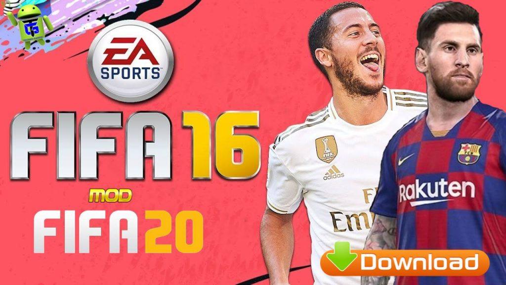 FIFA 16 Mod FIFA 20 Apk Obb FIFA 2020 Offline Download