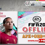 FIFA 2020 Mod FIFA 14 Offline APK OBB Data 800MB Download