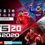 First Touch Soccer 20 Mod PES 2020 Offline Android Download