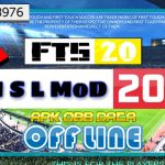 ISL 20 Mod FTS APK OBB Data Money Download