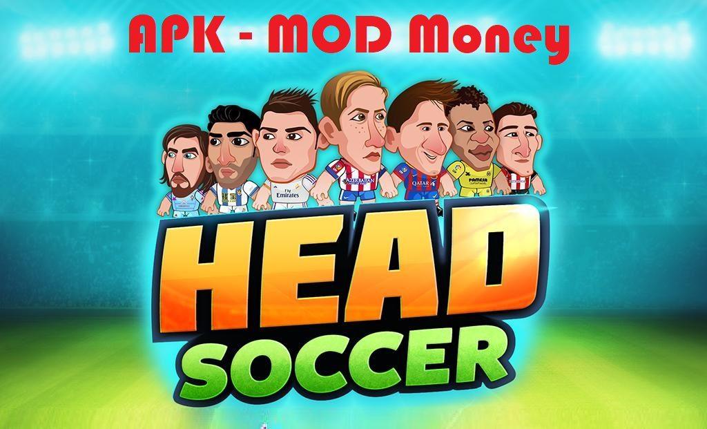 Head Soccer 2020 APK MOD Unlimited Money Download