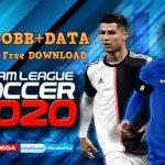 DLS 2020 MOD Apk Messi - Ronaldo Edition Download